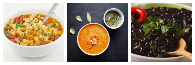 How To Make 3 Different Types Of Bean Soups? Recipes, On-The-Go!