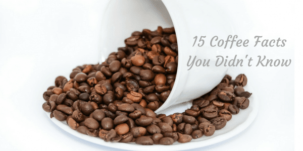 15 Coffee Facts