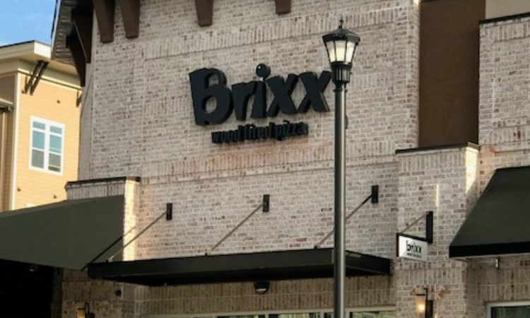 Experience Pizza in a Whole New Way at Brixx Pizza