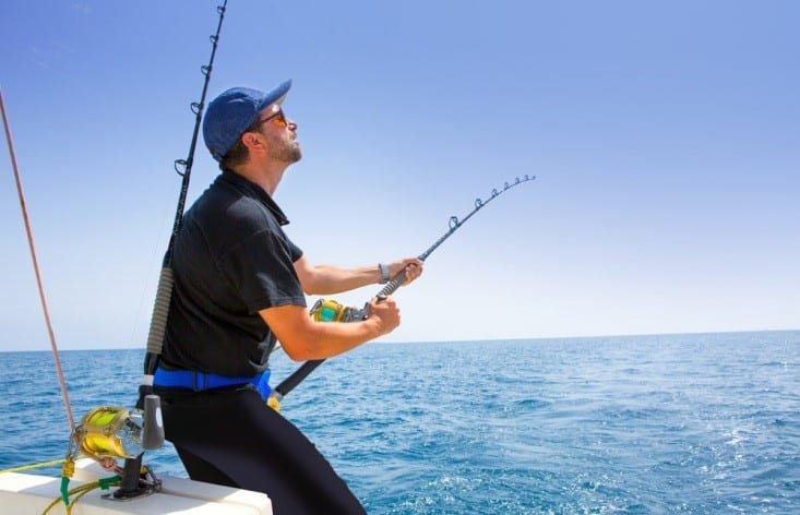 types of fishing costa rica