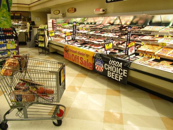 how to cut costs on grocery shopping