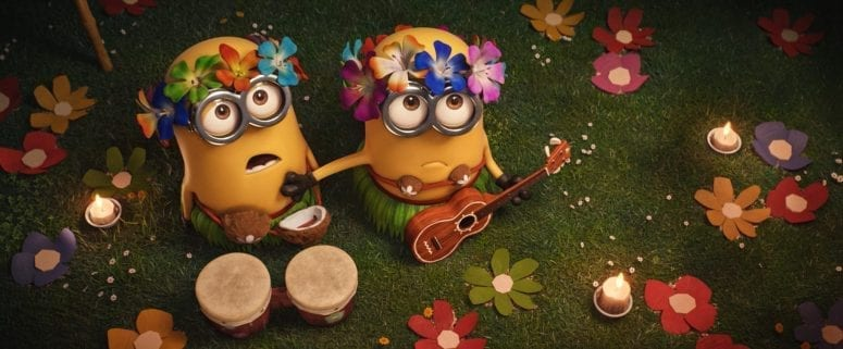An Exciting Despicable Me 3 Giveaway