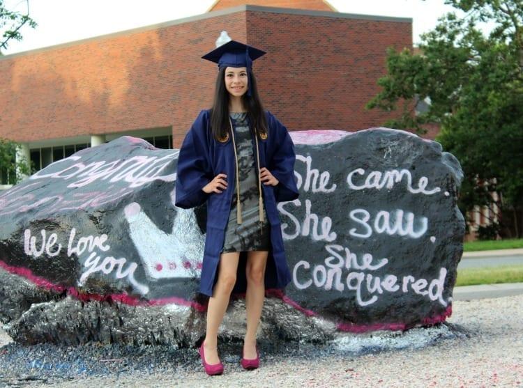 Graduating College