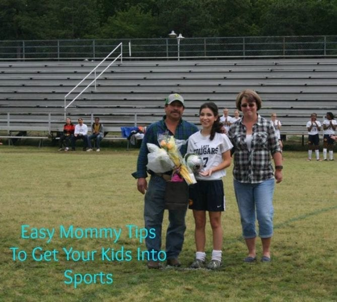 Easy Mommy Tips To Get Your Kids Into Sports
