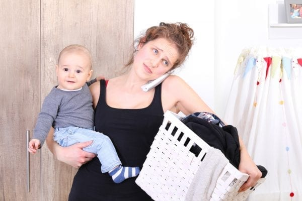 Why Stay at Home Moms Should Not Feel Guilty About Hiring a Cleaning Service