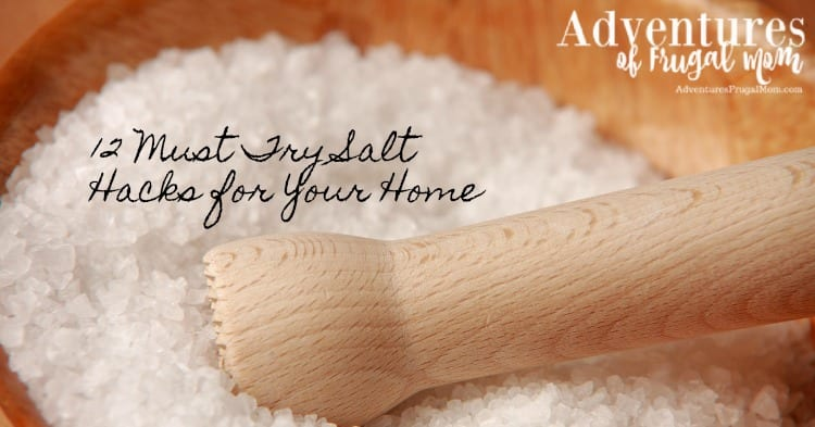 12 Must Try Salt Hacks for Your Home