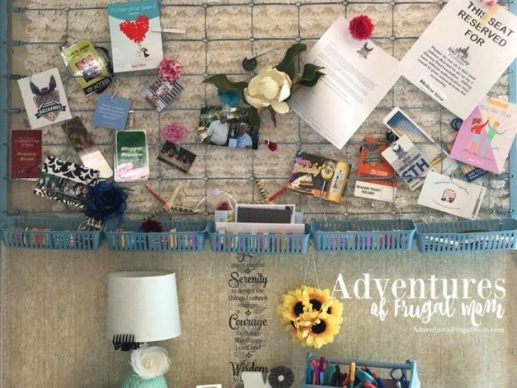 DIY A Bible Journaling Desk