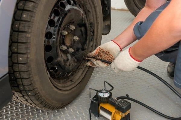 Learn How To Inspect Tire Pressure And Change A Tire Car Care Tips