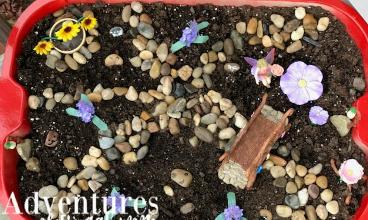 How to Create Your Own Fairy Garden
