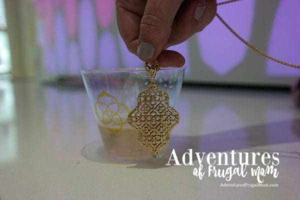 New Piece of Kendra Scott Jewelry - Kendra Scott Jewelry Supporting a Great Cause by North Carolina lifestyle blogger Adventures of Frugal Mom