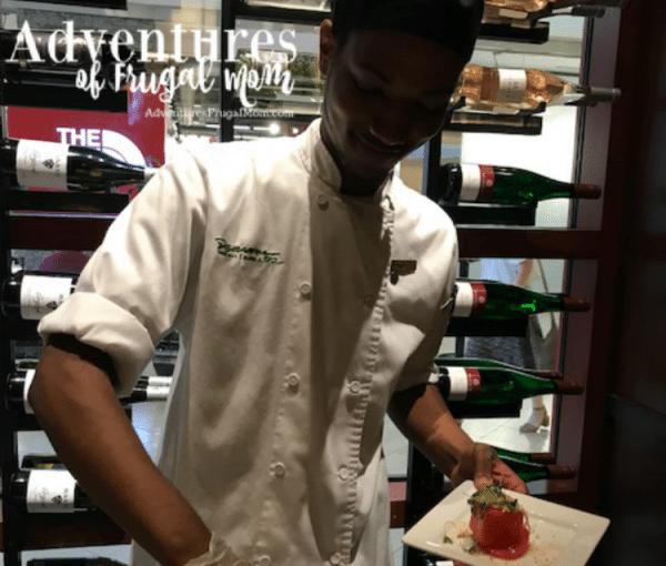 Seasons 52 Grill Chef