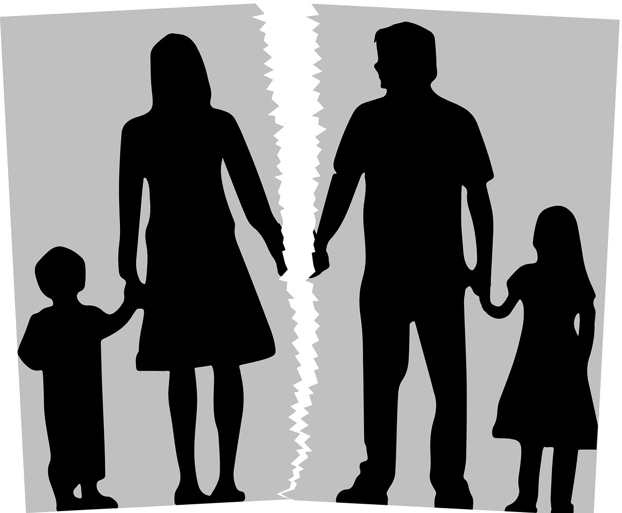 Tips For Divorce With Kids