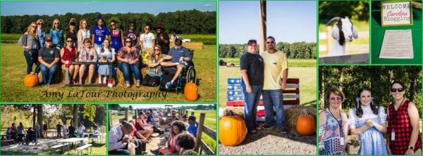 Fun Fall Activities at Odom Farming by North Carolina lifestyle blogger Adventures of Frugal Mom