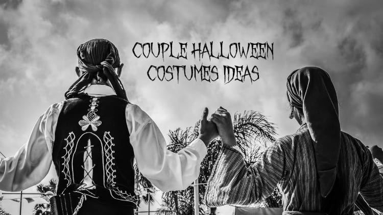 4 Awesome Couple Halloween Costumes Ideas