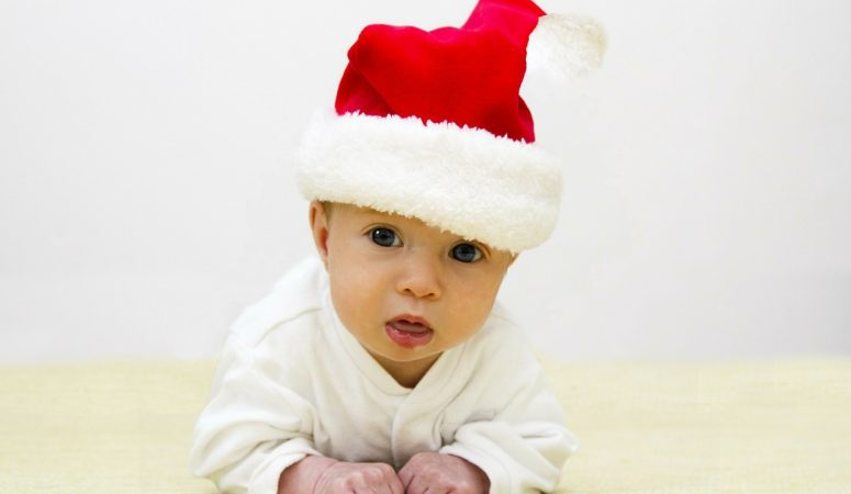 Great Looks for Your Baby this Christmas Holiday
