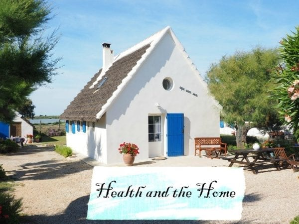 Health and the Home by North Carolina Lifestyle Blogger Adventures of Frugal Mom