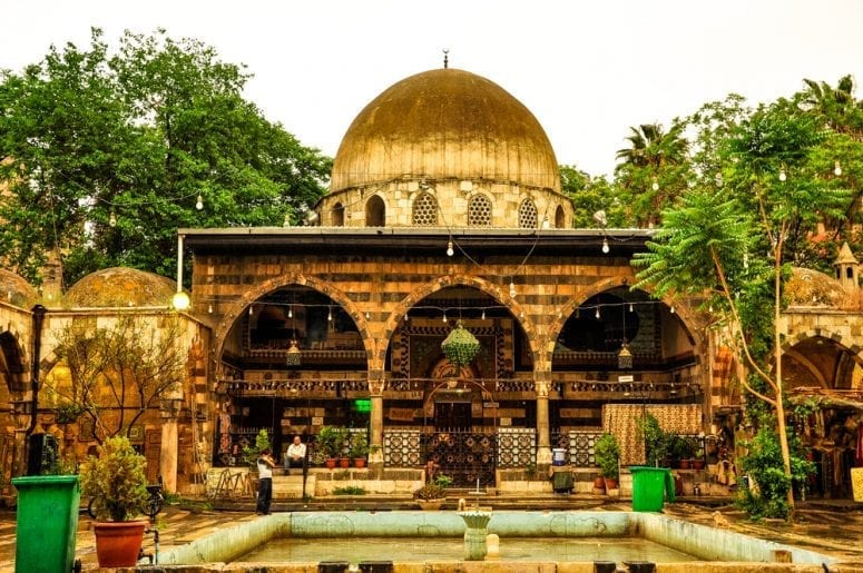 Muslim places to visit in the Middle East