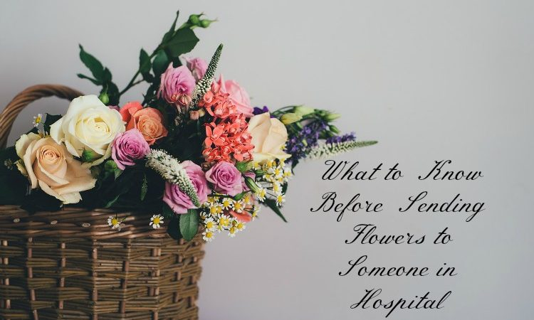 What to Know Before Sending Flowers to Someone in Hospital
