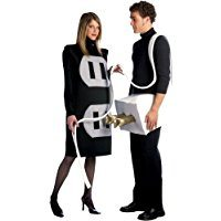 Couple Halloween Costumes Ideas by North Carolina lifestyle blogger Adventures of Frugal Mom