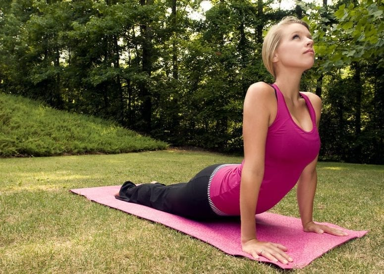 Yoga Exercises For Beginners At Home Adventures Of Frugal Mom