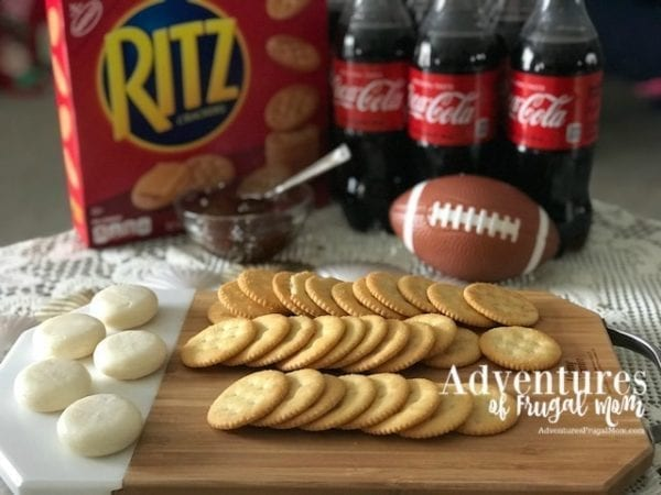 Bonding over Football from North Carolina Lifestyle Blogger Adventures of Frugal Mom