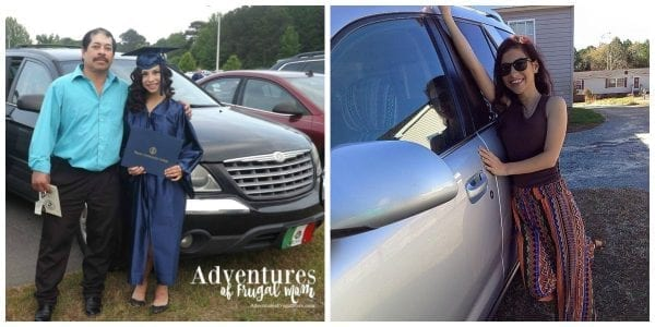 Car Care Kit for College Students by North Carolina Lifestyle Blogger Adventures of Frugal Mom