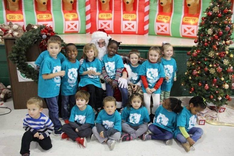 Giving Back The Partnership For Children