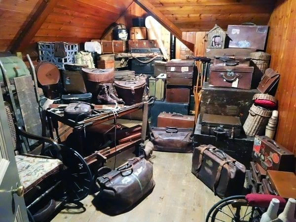 We're Running Out of Space from North Carolina Lifestyle Blogger Adventures of Frugal Mom