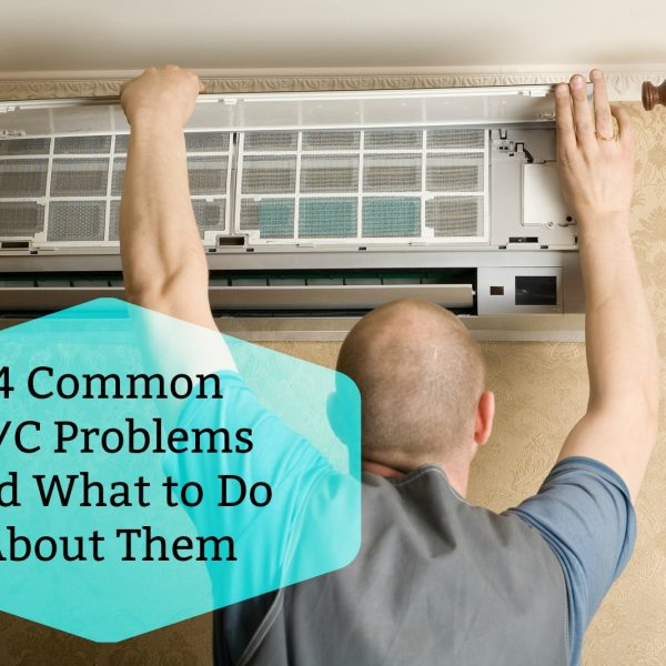 4 Common A/C Problems and What to Do About Them