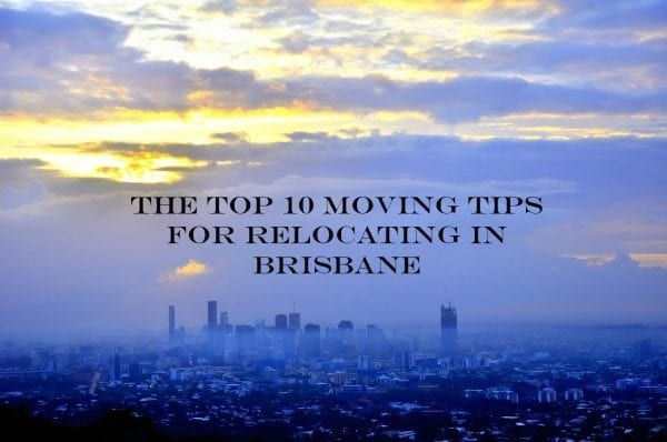 The top 10 moving tips for relocating in Brisbane from North Carolina Lifestyle Blogger Adventures of Frugal Mom
