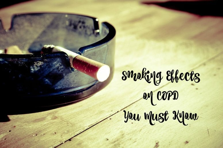 Smoking Effects on COPD You Must Know