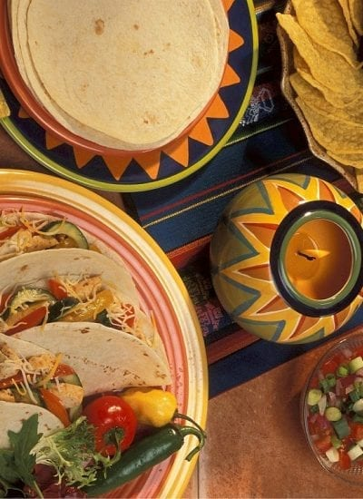 Getting Creative with Tortillas