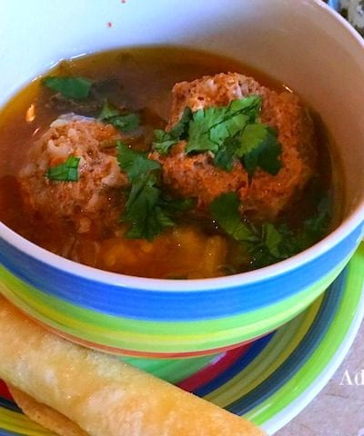 How to Make Albondigas in an Instant Pot