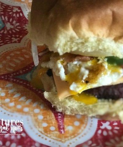 Jalapeno Yum Yum Burger – May is Burger Month