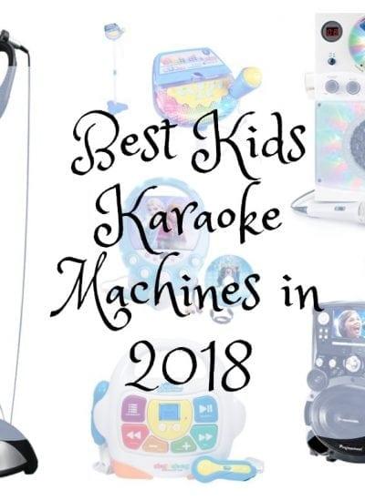 6 Best Kids Karaoke Machines in 2018