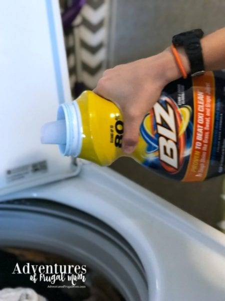 Biz Helps Fights those Summertime Stains