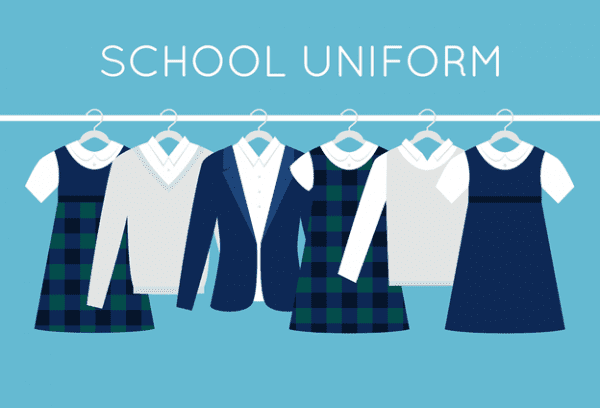Key Tips on How to Save Money with Kids' School Uniforms from North Carolina Lifestyle Blogger Adventures of Frugal Mom 3