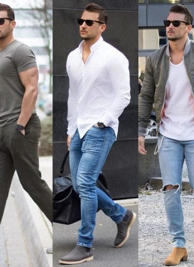 10 Simple But Fashionable Outfits Anyone Can Wear