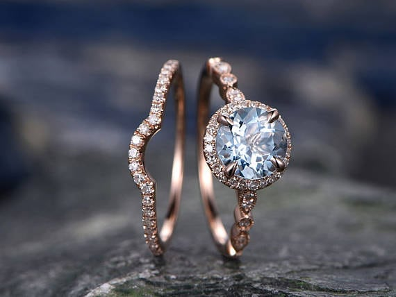 How to Decide Whether to Buy a Bridal Set or an Engagement Ring from North Carolina Lifestyle Blogger Adventures of Frugal Mom