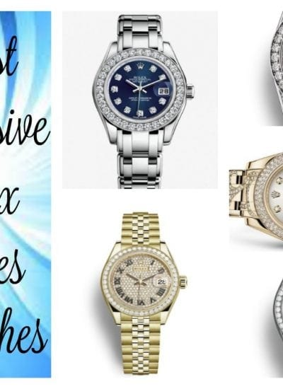 Most Expensive Rolex Ladies Watches