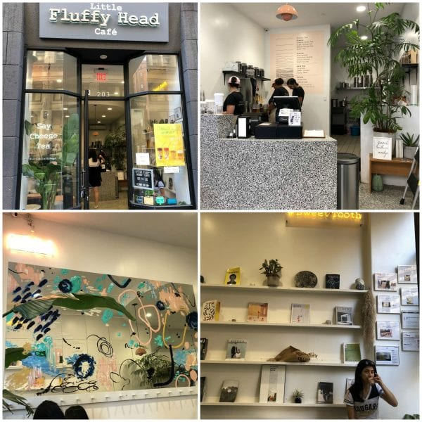 Say Cheese For Cheese Tea at Little Fluffy Head Cafe from North Carolina and California Lifestyle Blogger Adventures of Frugal Mom