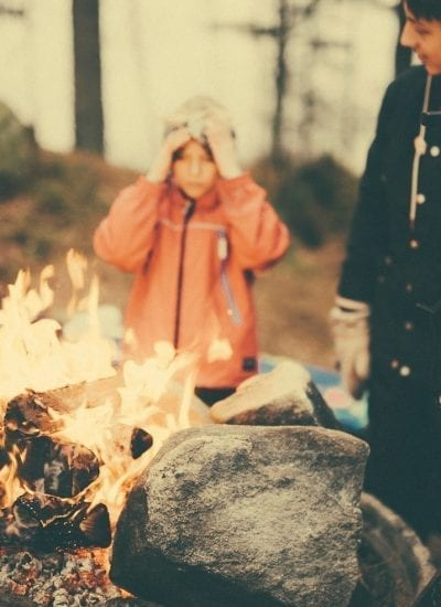 How to Make Camping With Kids Easy and Stress-Free
