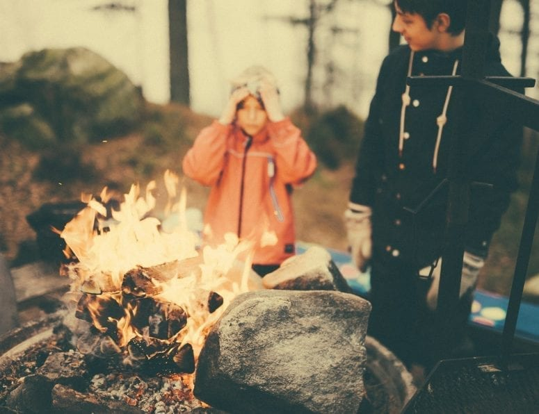 How to Make Camping With Kids Easy and Stress-Free from North Carolina Lifestyle Blogger Adventures of Frugal Mom