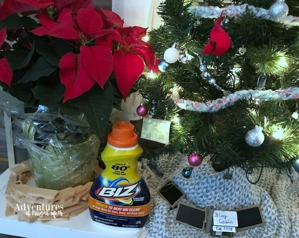 Preparing for the Holidays with Biz from North Carolina Lifestyle Blogger Adventures of Frugal Mom
