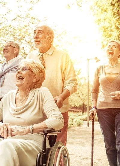 A Guide to Improving Mobility in Senior Citizens