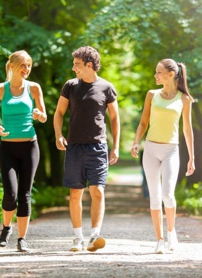 How Walking Can Improve Your Health