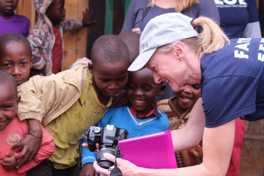 How African Children Restored my Holiday JOY!
