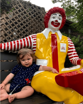 One Heart Warrior's Experience with the Ronald McDonald House