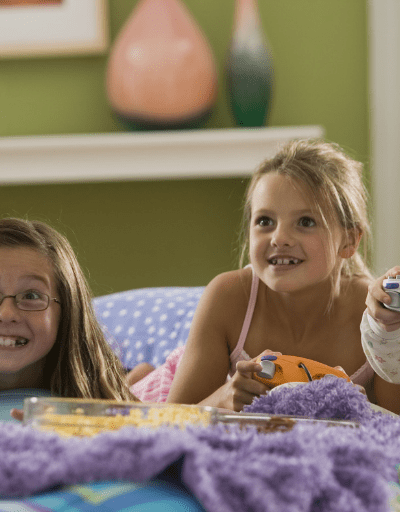 The Bonding Benefits of a Slumber Party