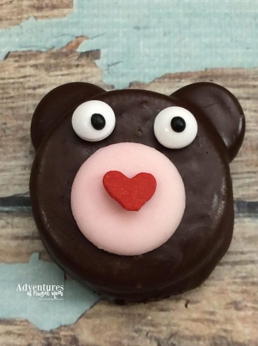 Celebrate Winnie the Pooh Day with Teddy Bear Oreos